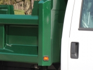 Cab Shield Posts: Full depth front pillars include easily locating cut-out for fast installation of cab shield insert. Makes all Eliminator LP cab shields interchangeable, helping to keep inventory low.